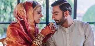 Deepika Padukone's wedding saree was not designed by Sabhyasachi?