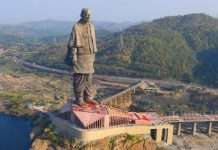 Statue of Unity to get Rail and road connectivity