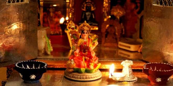 Laxmi Puja Vidhi