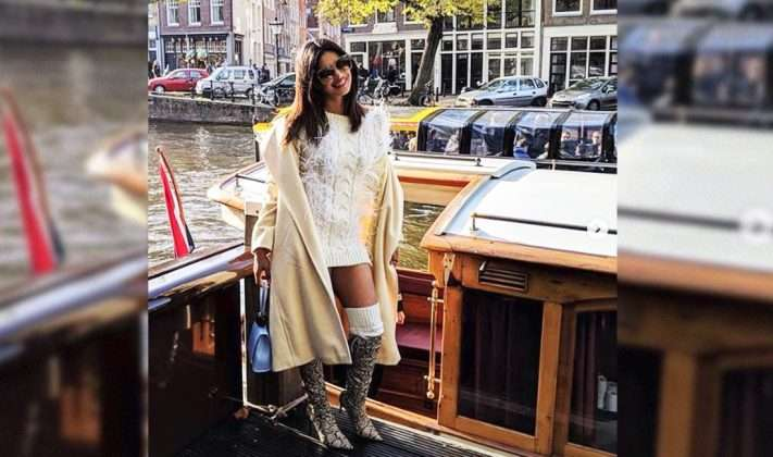 Priyanka Chopra Enjoyed Bachelor
