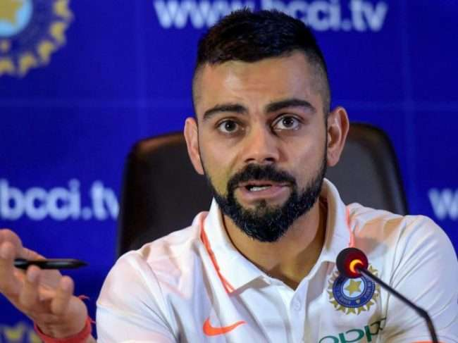 "Virat Kohli Says He Was ""Immature"" To Get Into On-Field Spats"