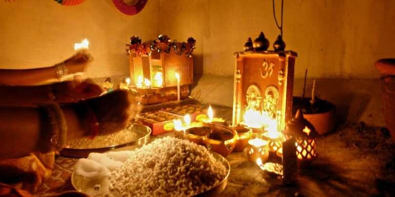 Diwali Lakshmi Puja