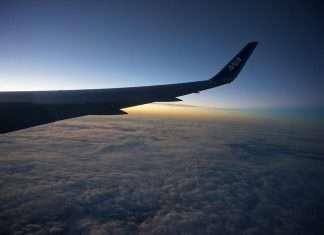 Passenger complains about lack of window, flight attendant draws a window for him.
