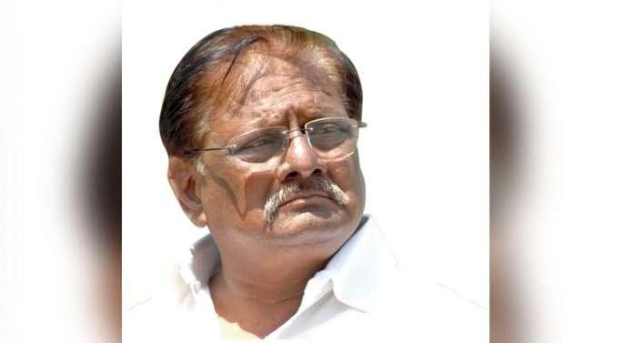 BJP MLA Anil Gote screwed BJP rally in Dhule