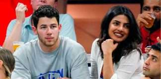Priyanka Chopra shares a cosy photo with Nick Jonas and his mom comments on it.