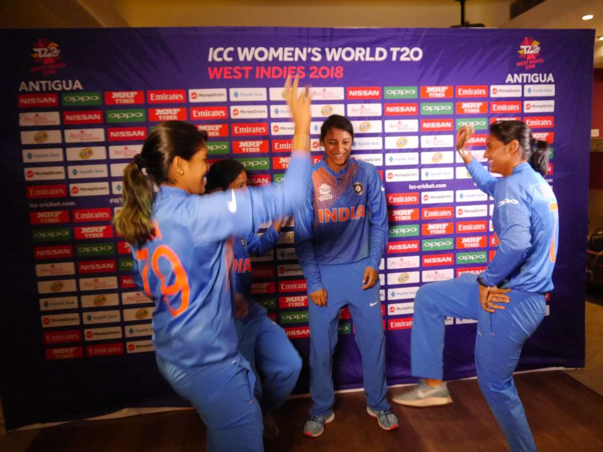 Bhangra women cricketers