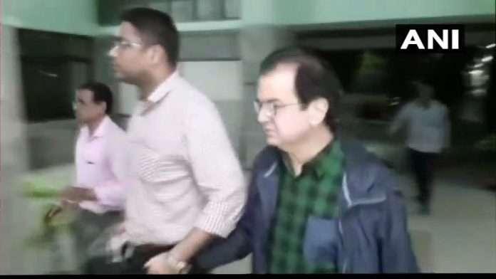 Deepak Kulkarni has been arrested