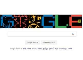 Google Doodle Celebrates Humankind's First Interstellar Radio Message on Its 44th Anniversary