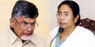 Chandrababu Naidu and Mamata Banerjee meet today to loss BJP in 2019 election