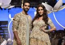 Neha Dhupia and Angad Bedi welcomed their first child