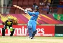 Smriti Mandhana Indian women cricketer