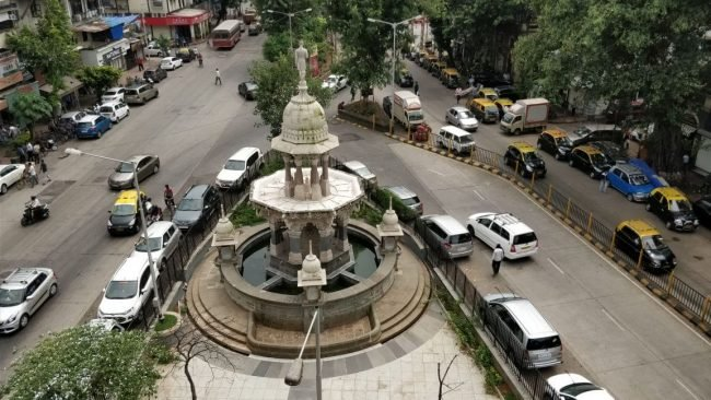 Ruttonsee Muljee Jetha Fountain wins the UNESCO Asia-Pacific Awards for Cultural Heritage Conservation