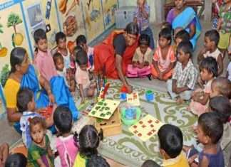 government gives approval of new buildings of anganwadi and repair works