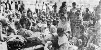 Anti Sikh Riot (Courtesy - Indian Express)