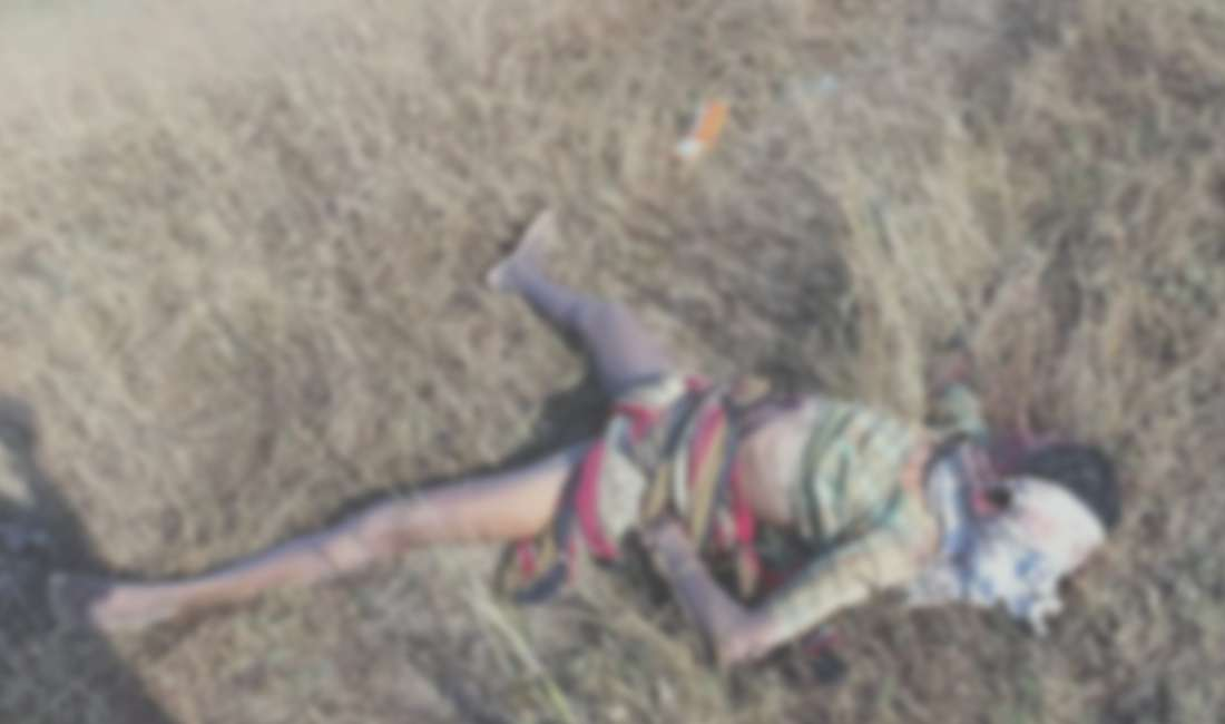Old age couple murdered in khed
