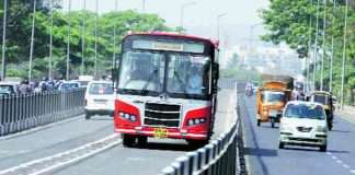 BRT Nagar road in Pune will be closed due to metro construction