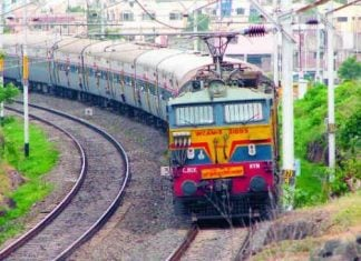 central railway change timetable of Nashik-Mumbai railway root on Sunday for special traffic
