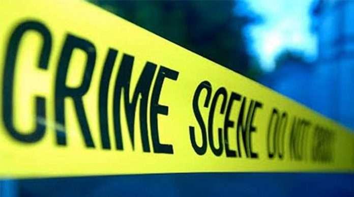 crime scene in Mumbai