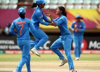 India beats Ireland by 52 runs, enters Semi-final of ICC Women's World T20.