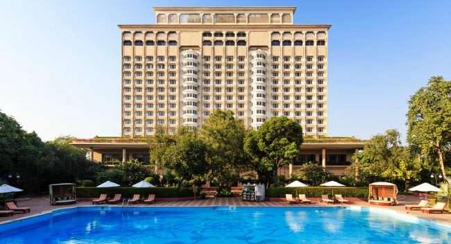 NRI Businessman fell from Delhi hotel terrace and dies