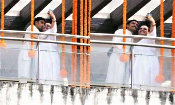 viral photos of Ranveer Singh's haldi ceremony at mumbai
