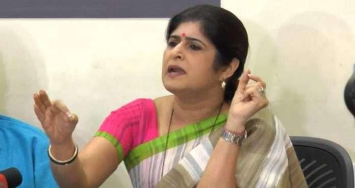 MNS Leader Shalini Thackeray