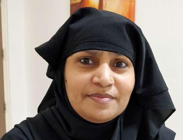 patient Nazneen Khan