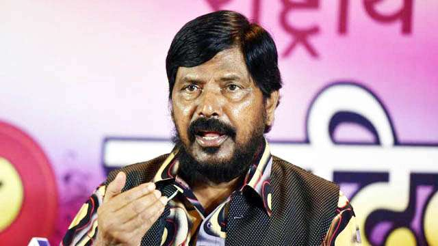 Ramdas Athawale statement