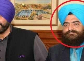 Navjot Singh Sidhu Controversy, Poses With Sikh Militant Gopal Singh Chawla in Pakistan