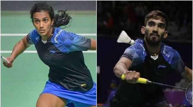 PV Sindhu and Kidambi Srikanth out of China Open