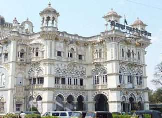 LED light company deal with solapur municipal commissioner