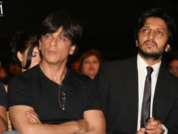 When younger brother becomes very big says Shah Rukh Khan