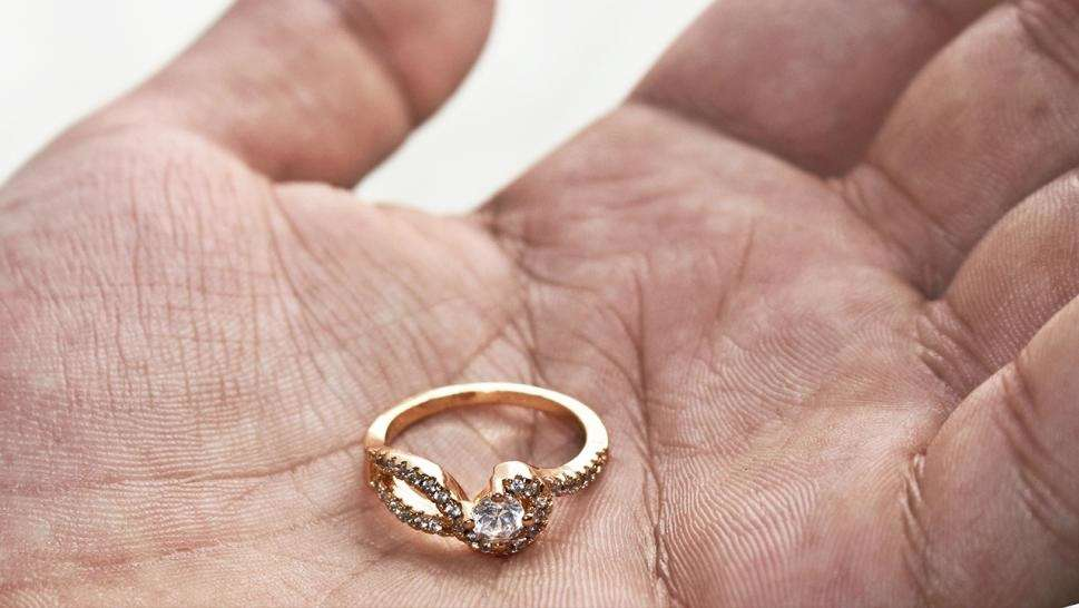 Lost ring toilet found after 9 years in New York
