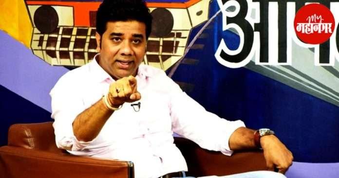 Avinash Jadhav, MNS (Photo - Sandip Takke)
