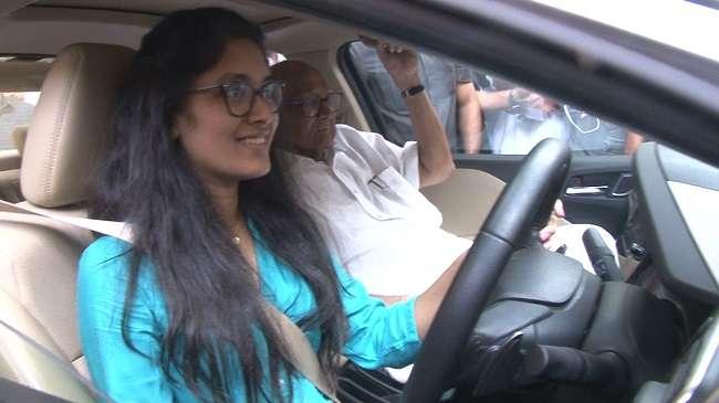 rewaty drive for sharad pawar