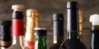 online liquor shopping