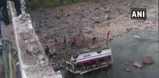nepal school bus accident
