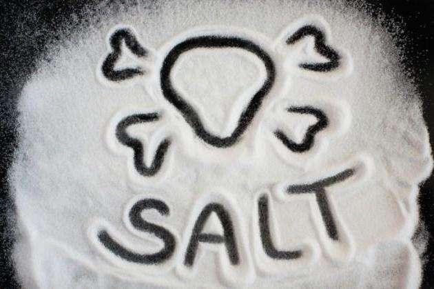 viel salz