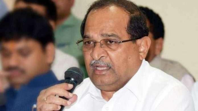 radhakrishna vikhe patil comments on farmers protest in Parbhani