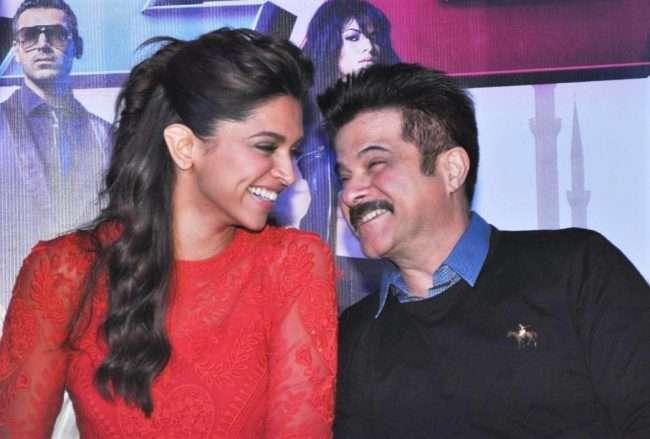 Anil Kapoor told Deepika Padukone to never leave Ranveer Singh