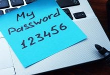 '123456' to 'princess', here is the list of worst passwords