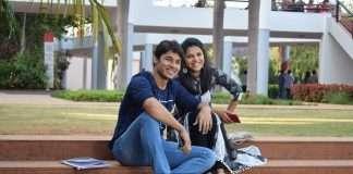 new couple coming in marathi movie amhi befikar
