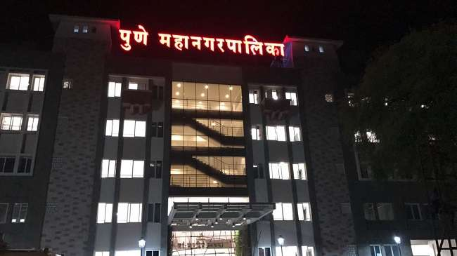Villagers going to protest at Pune Municipal Corporation on Monday