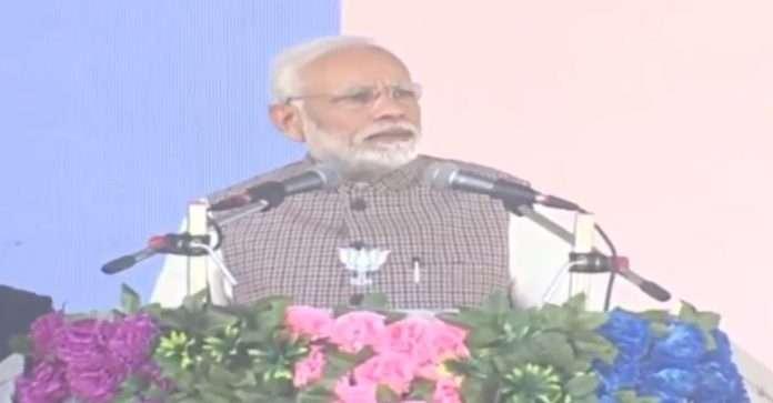 Narendra Modi in Sumerpur