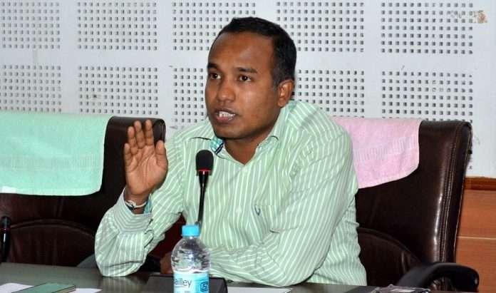 Nashik collector Radhakrushnan B