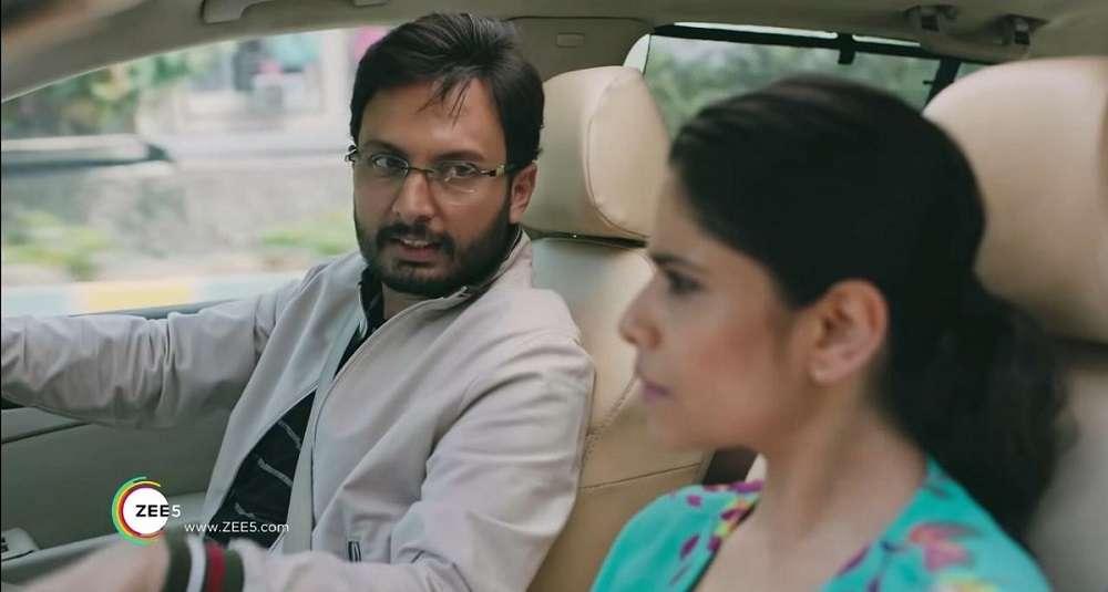 Is Sai Tamhankar getting jealous from rohit kokate?