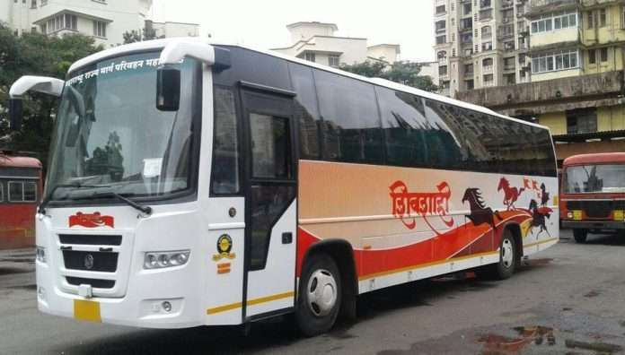 Shivshahi bus in Thane division has 26 accidents in the year
