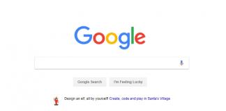 इथे आहे गुगलचा सँटा ट्रॅकर