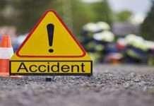 shivshahi bus accident at mumbai-goa highway, 6 injured
