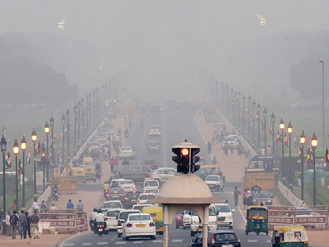 Millions of people die due to air pollution in India